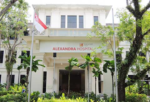 August: Started operations at Alexandra Hospital