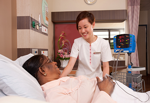 NHCS research on finding ways to improve outcomes for Asian heart failure patients