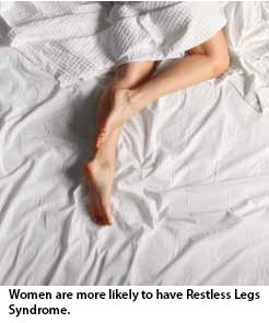 Restless Leg Syndrome (RLS) Singapore General Hospital