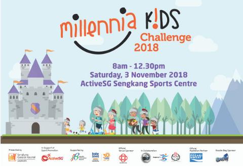 Millennia Kids Challenge 2018