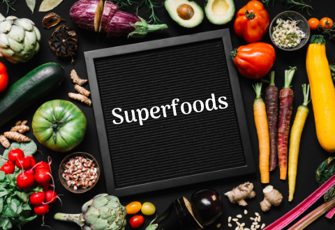 The ordinary superfoods